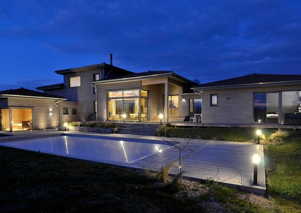 Le coût d'une maison en bois