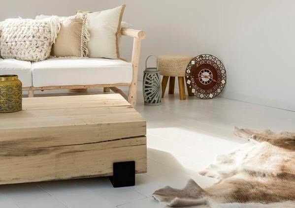 Le bois s'invite partout dans votre intérieur