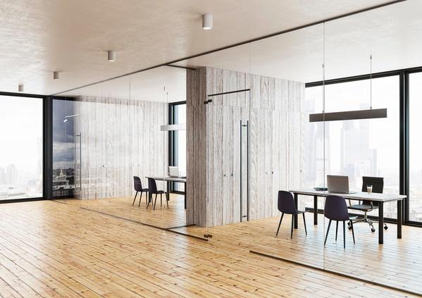 Bureaux et espaces collectifs : le choix du bois