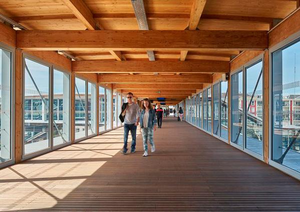 Les avantages de la construction bois