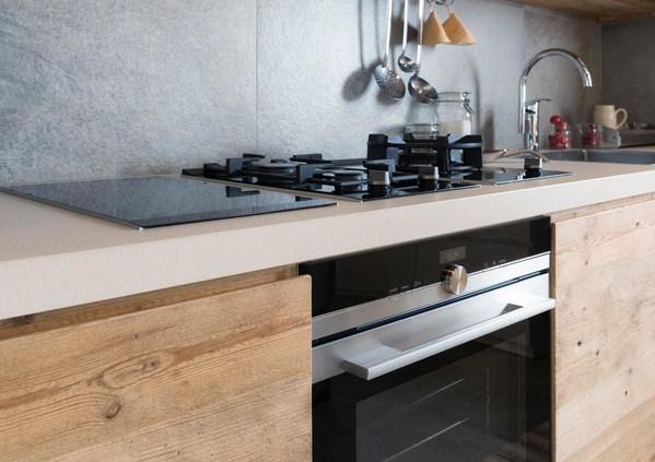 Osez le bois dans la cuisine