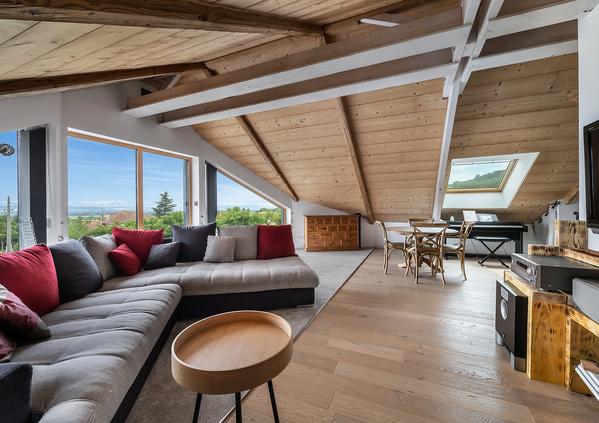 Un intérieur bois, de multiples atouts