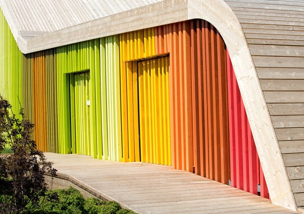 Bardage bois : Les peintures extérieures