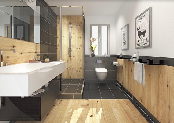 Salle de bain : Comment intégrer le bois ? | Bois.com
