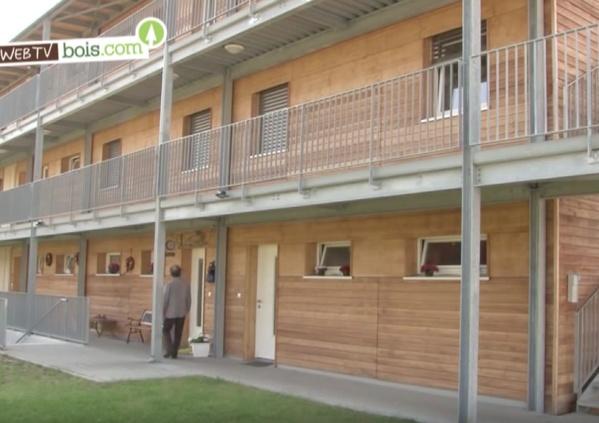 [Vidéo] La construction bois, source d'économies