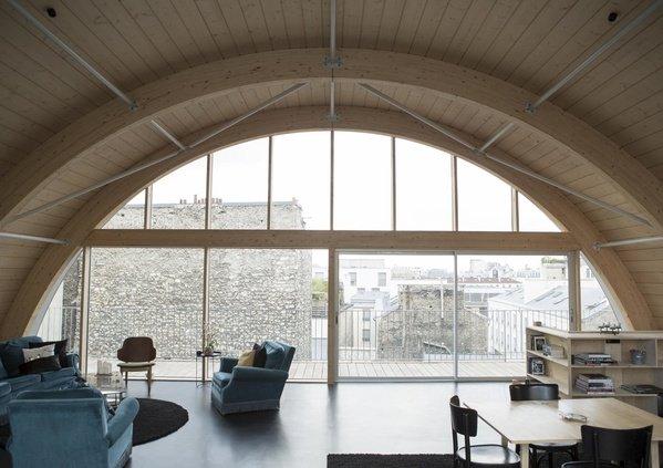 Parole d'architecte – La surélévation vue par David Fagart