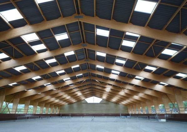 Bâtiments agricoles: faire le choix du bois