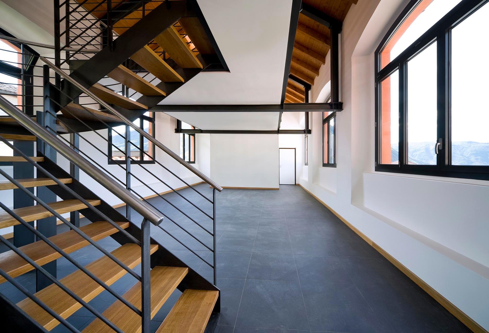 L'escalier bois : à chacun son style