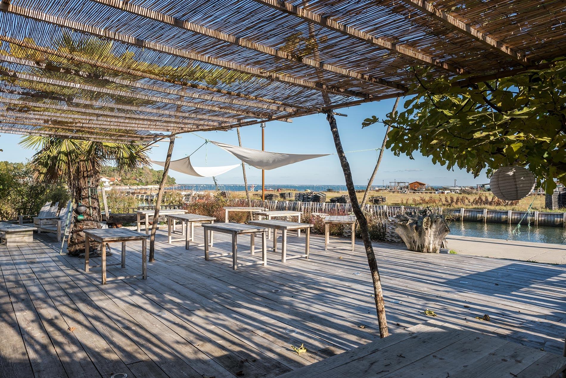Caillebotis ou lames: penser l'aménagement de sa terrasse bois