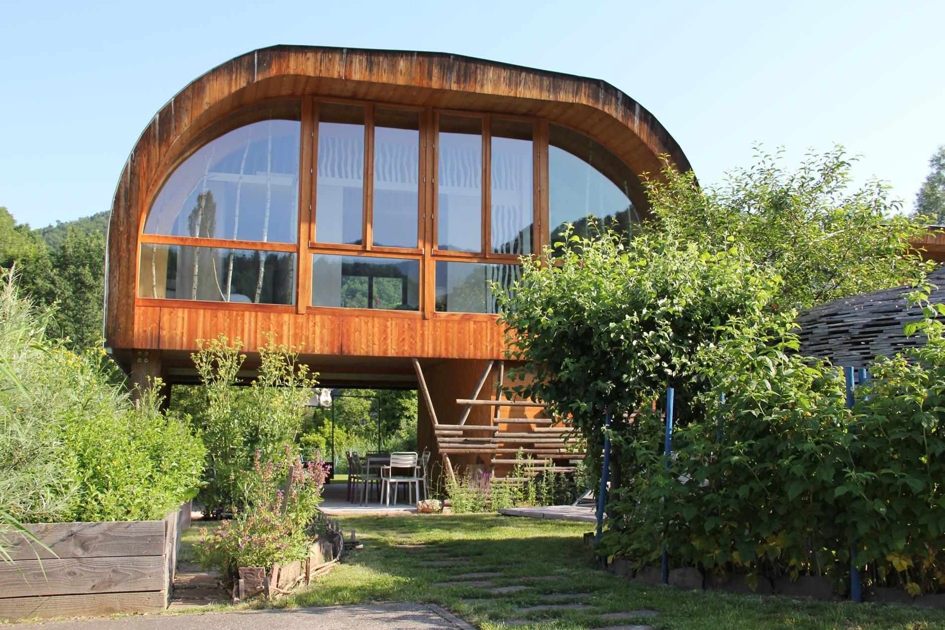 [Inspiration] 4 superbes maisons en bois