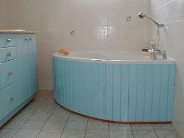 [Tuto] Salle de bain : Comment habiller sa baignoire (2/3)