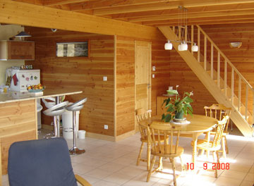 Construction bois : Un matériau naturel et renouvelable