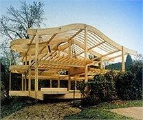 Maison bois : Les différents systèmes constructifs