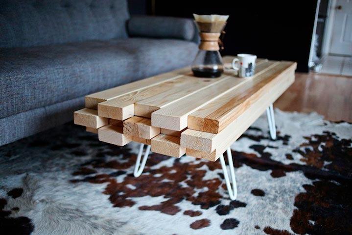 Les objets bois dans ma maison : un éco-matériau à usage multiple