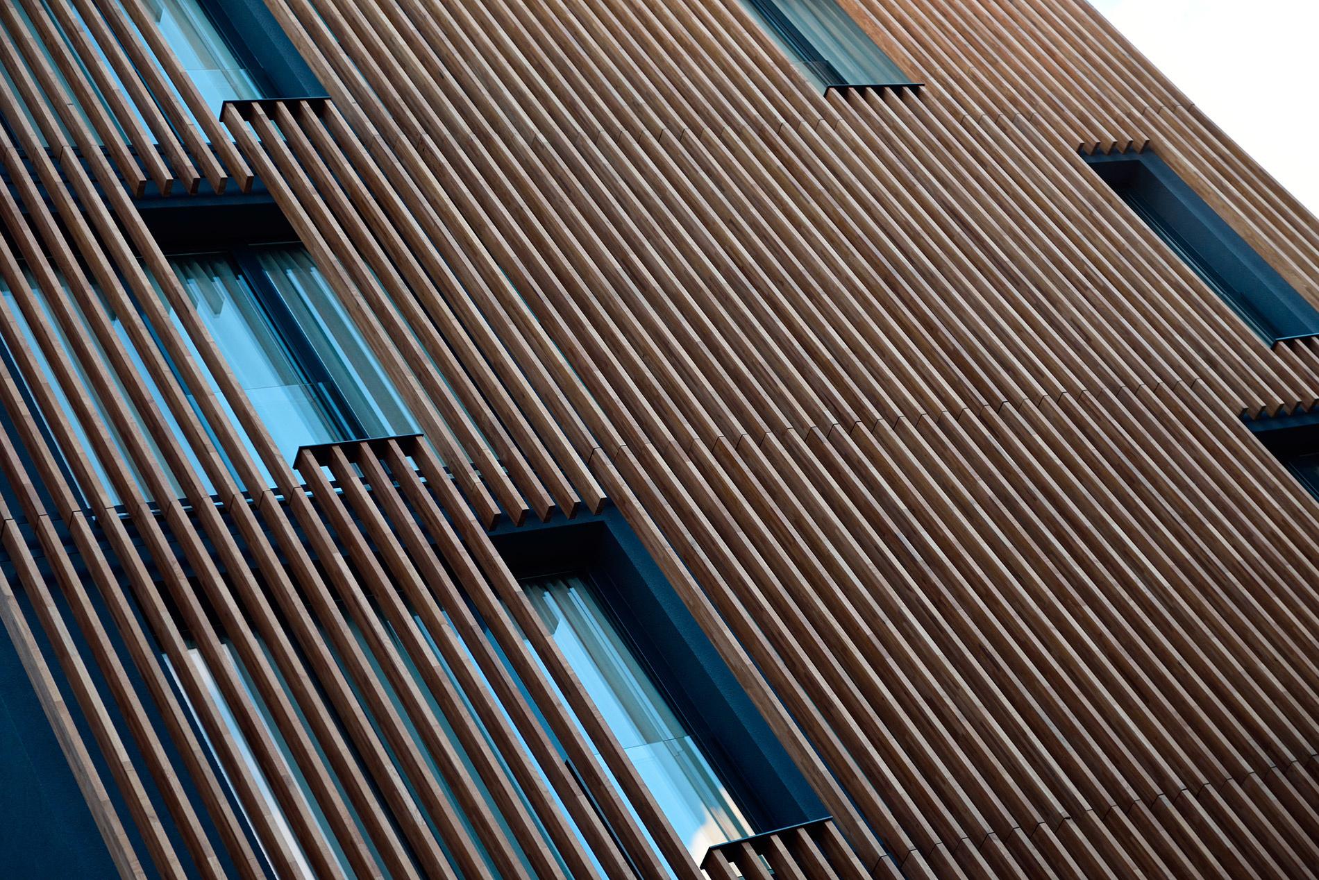 Construction, rénovation : les avantages du bardage bois