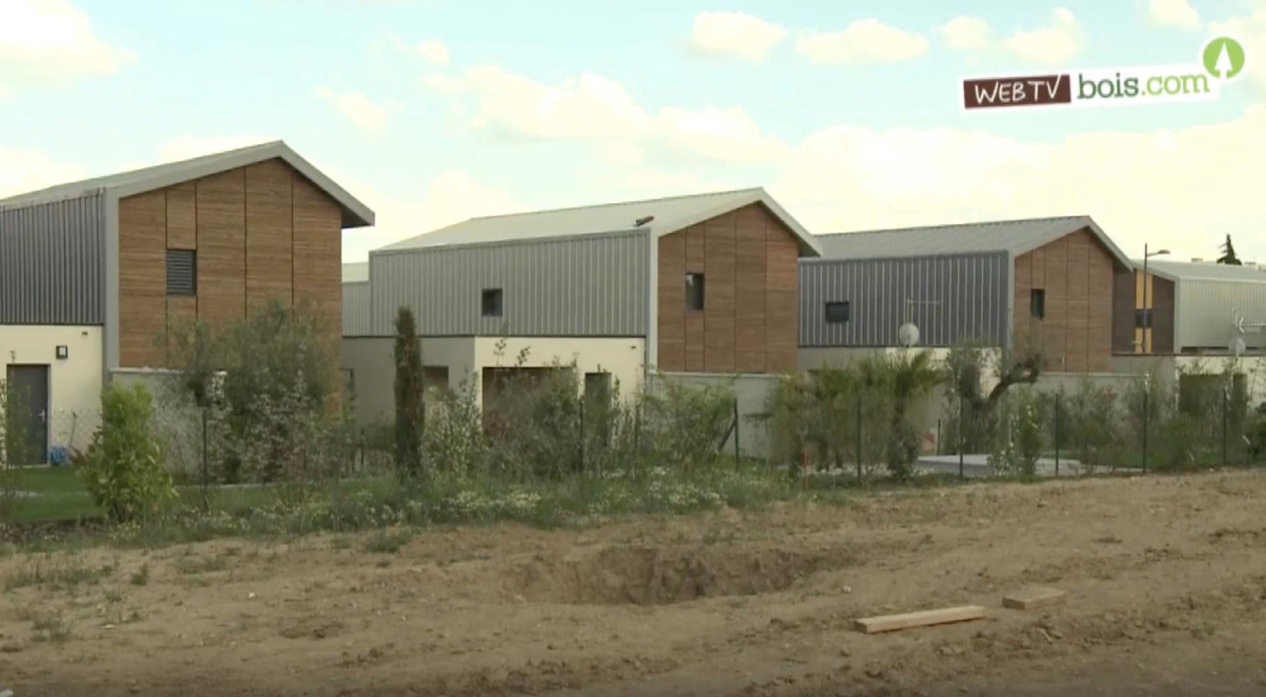 [Vidéo] Construction bois et maison passive