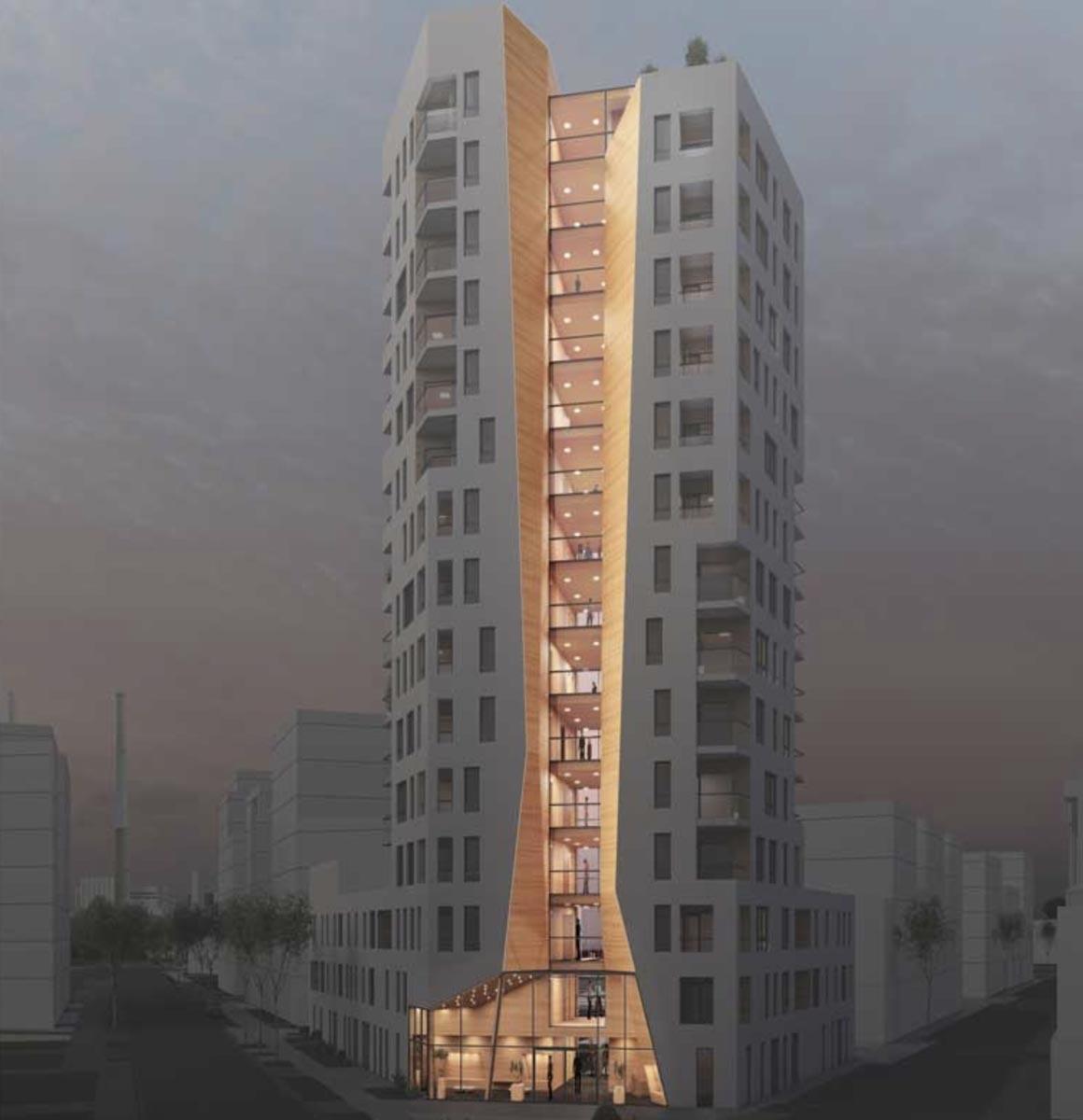 Les « immeubles à vivre bois » en France