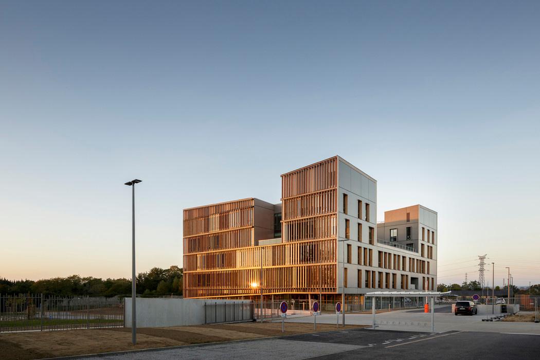 Les bâtiments publics retrouvent leurs racines avec le bois ?