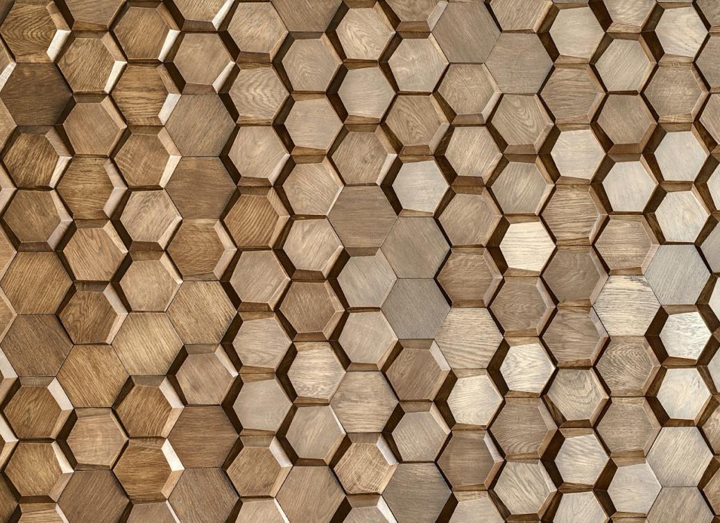 Bien-être : les 5 sens du bois