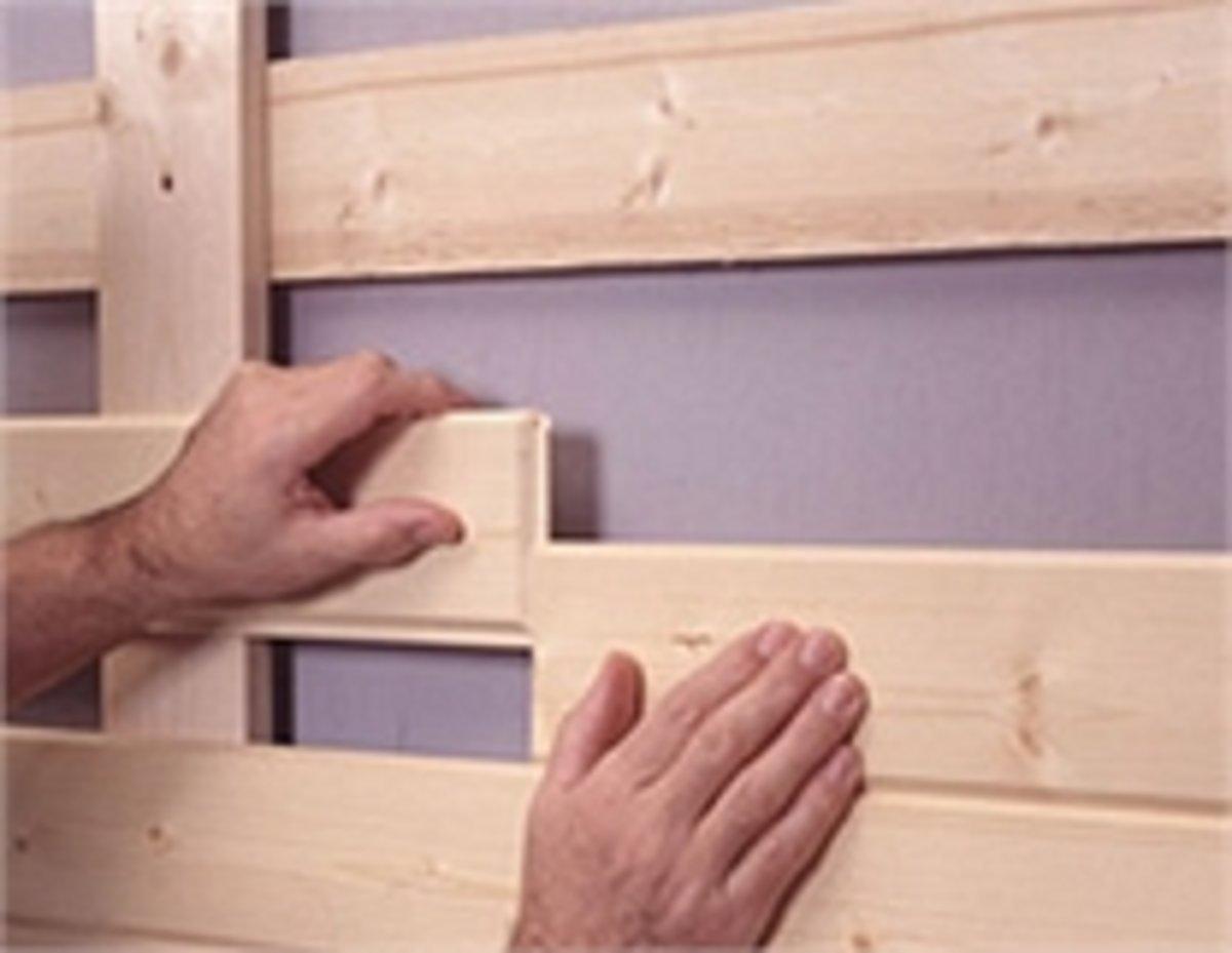 Bardage Bois Vertical Interieur lambris : quelle pose choisir ? | bois