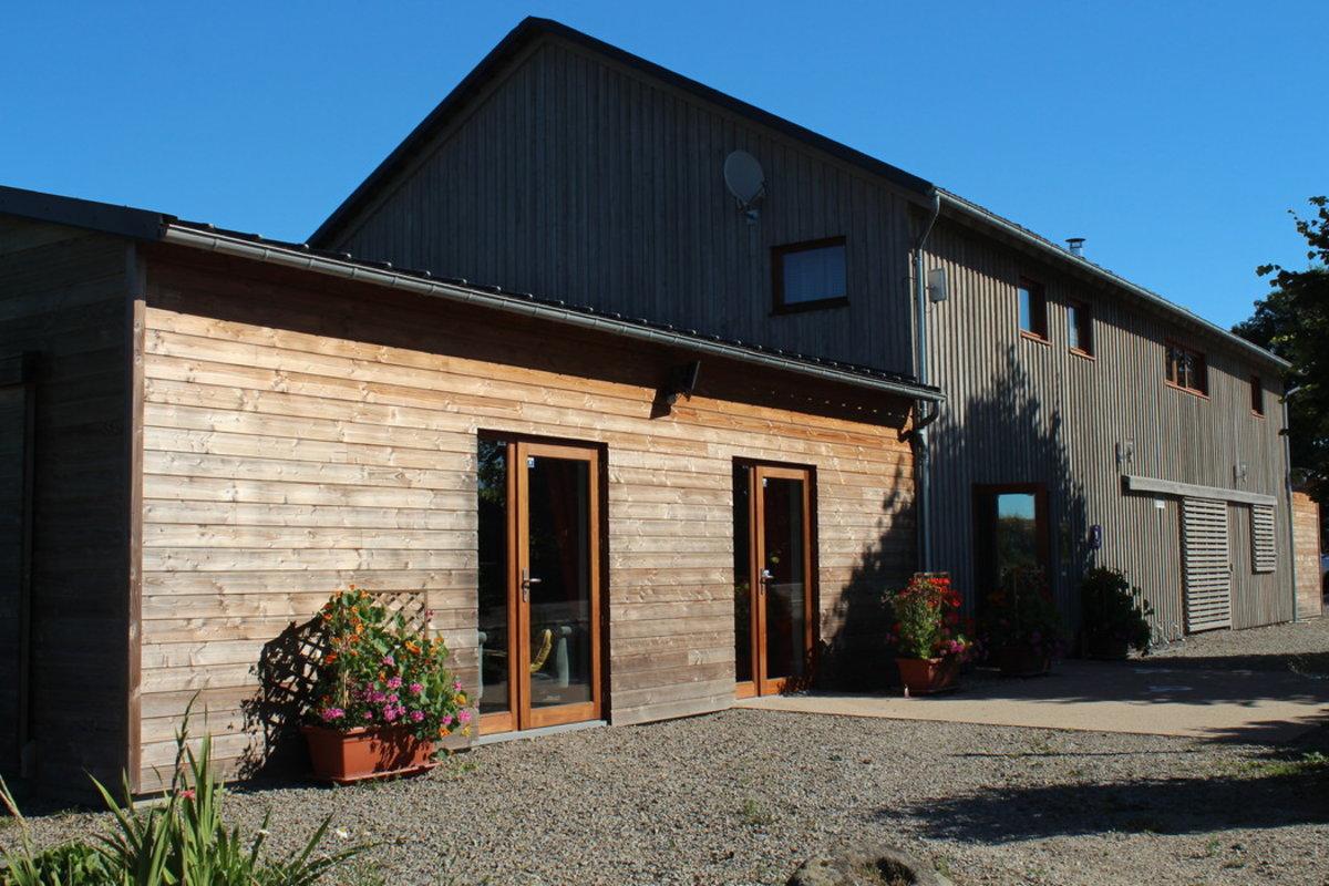 Maison Bois Avis bardage bois : le bois d'extérieur sans entretien | bois
