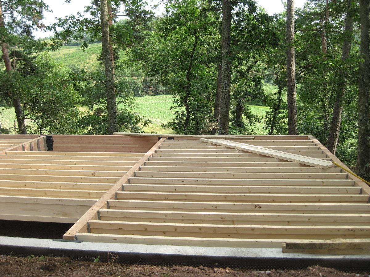 Fabrication Estrade En Bois plancher bois : les règles à connaître | bois