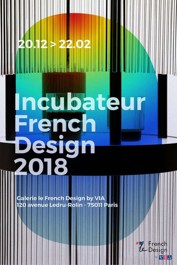 Exposition « Incubateur French Design 2018 » - Paris