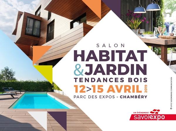 Salon Habitat & Jardin - Tendances Bois