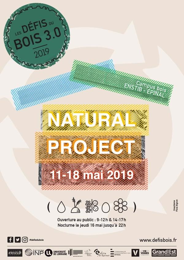 Natural Project, la quinzième édition des Défis du Bois 3.0