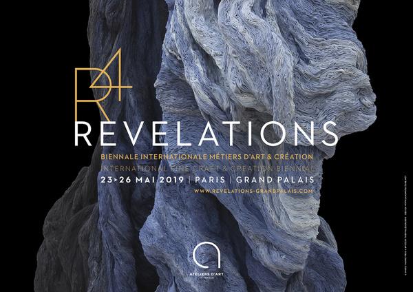 Révélation, biennale des métiers d'art et de la création au Grand Palais