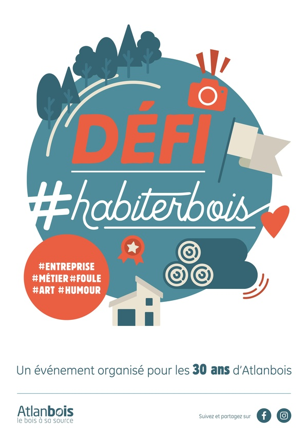 Participation au défi #habiterbois