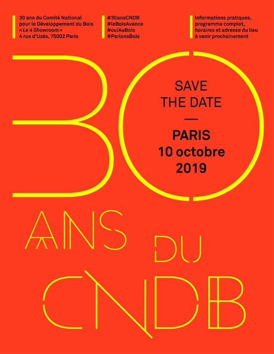 Save the date, le CNDB fête ses 30 ans