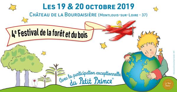 Quatrième édition du Festival de la forêt et du bois au Château de la Bourdaisière à Montlouis-sur-Loire
