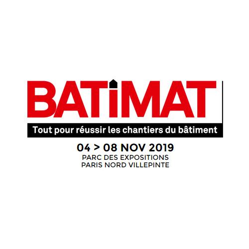 Batimat - Salon Mondial du Bâtiment du 4 au 8 novembre 2019