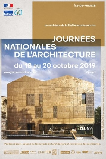 Journées Nationales de l'Architecture partout en France