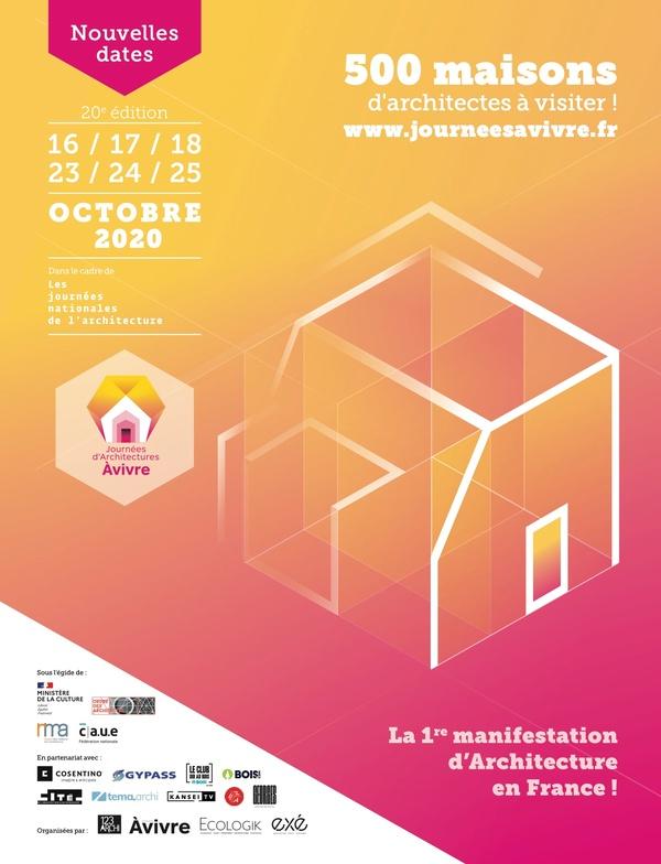 Bois.com est partenaire officielle des Journées à Vivre. Ne manquez pas ce rdv annuel pour visiter plus de 500 maisons et appartements partout en France.