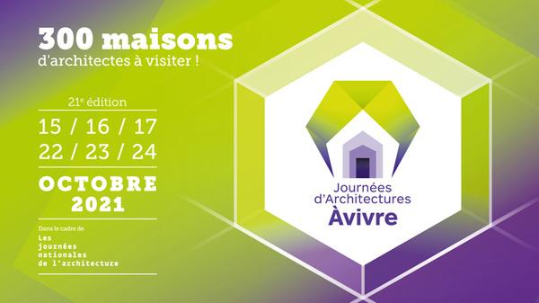 En tant que partenaire, Bois.com vous offre la possibilité de participer aux Journées d'Architectures À Vivre ! Près de 300 projets d'habitat individuel vous attendent dans toute la France.