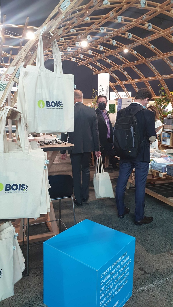 Retour sur le 10e Forum International Bois Construction