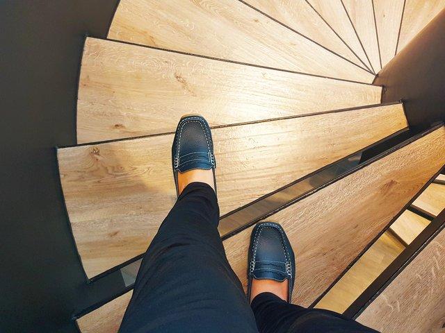 Le glossaire de l'escalier