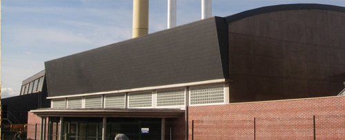 Le chauffage bois collectif et industriel