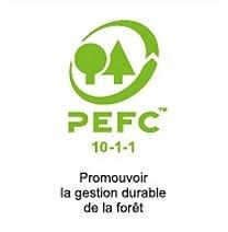 Certification PEFC : un logo pour les produits respectueux