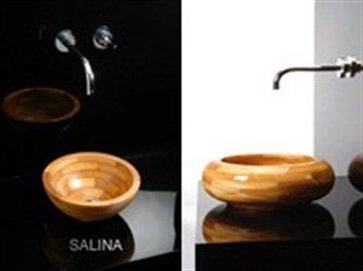 Salle de bain : Mobilier bois