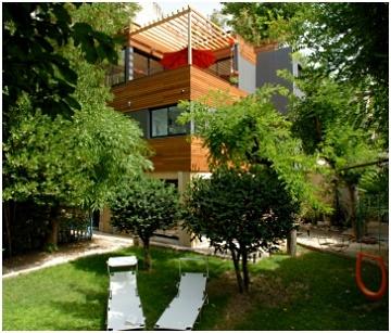[Réalisation] Une maison de ville en bois à Montpellier