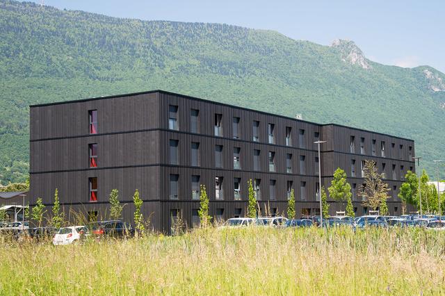 Industrie : faire le choix du bois