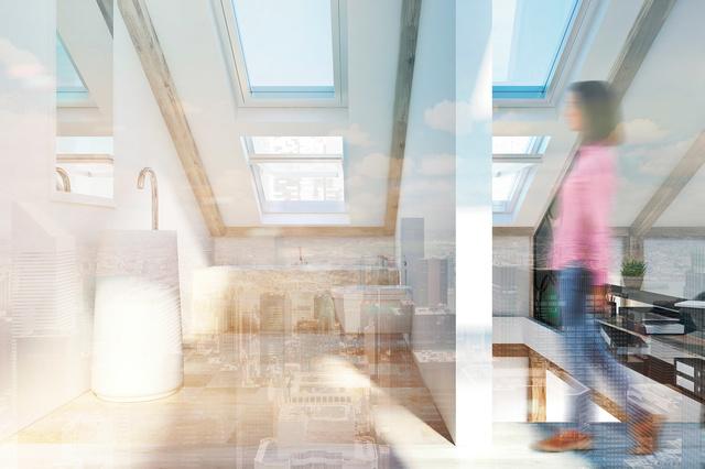 Combles : et votre maison gagne rapidement des m²