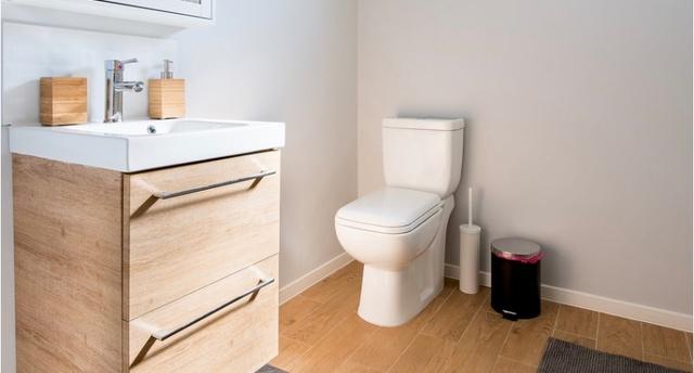 Salle de bain : Osez le bois