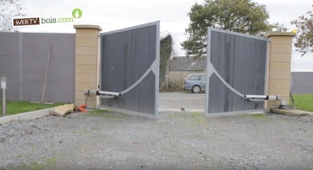 [Vidéo] Portails & Clôture en bois - Le choix du sur-mesure
