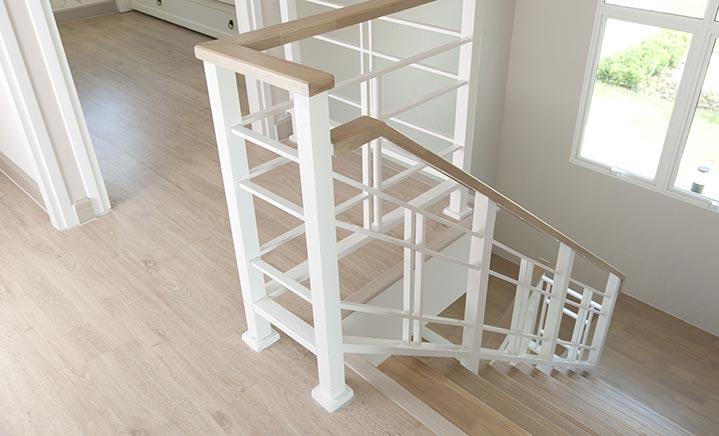 parquet escalier